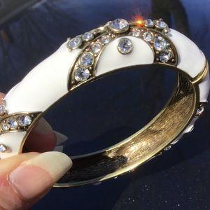 Heidi Daus💎 Newport Chic Bracelet EUC